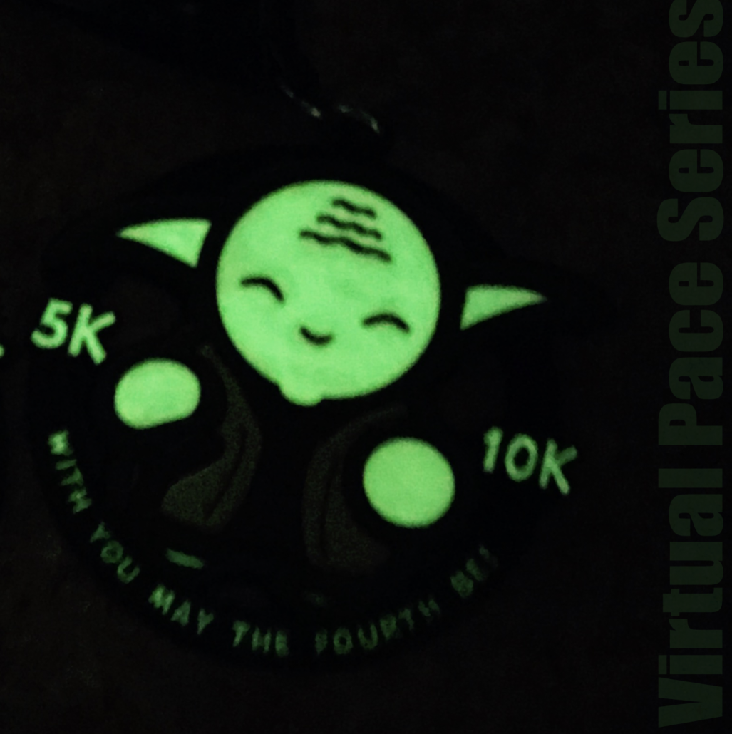 May The 4th Be With You Virtual Run