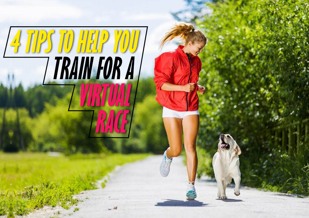 4 Tips to Help You Train for a Virtual Race – Virtual Pace ...